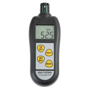 6002 temperature and humidity meter