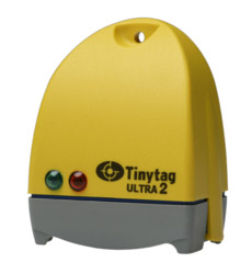 Tinytag Ultra data logger