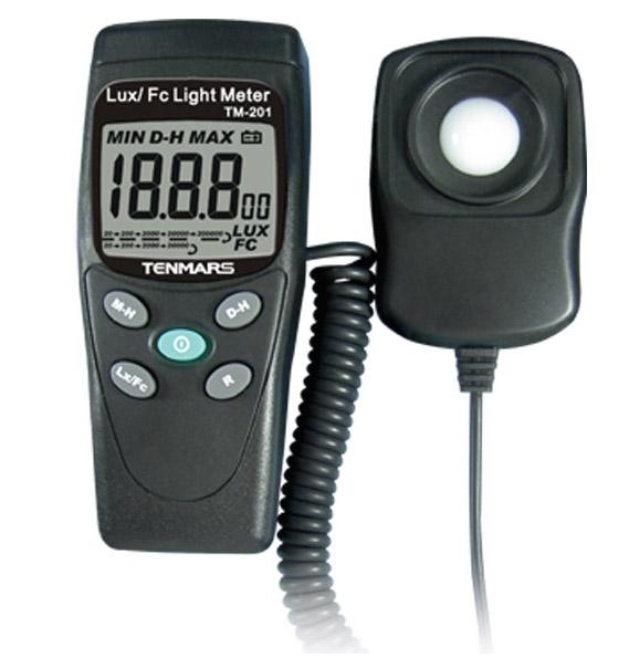 TM201L LED light meter