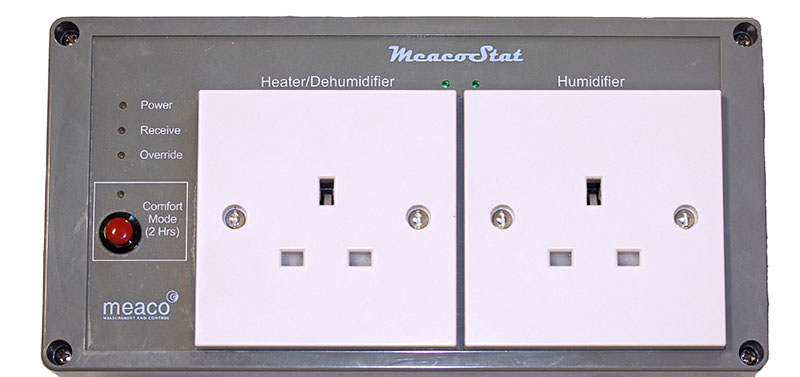 MeacoStat Controller (Wireless)