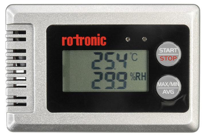 Rotronic 1D data logger