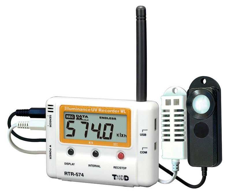 Wireless Light Monitoring