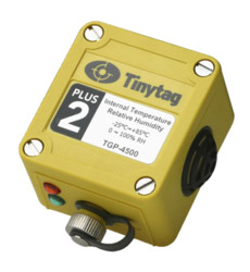 Tinytag Plus data logger