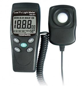 TM201L LED light meter