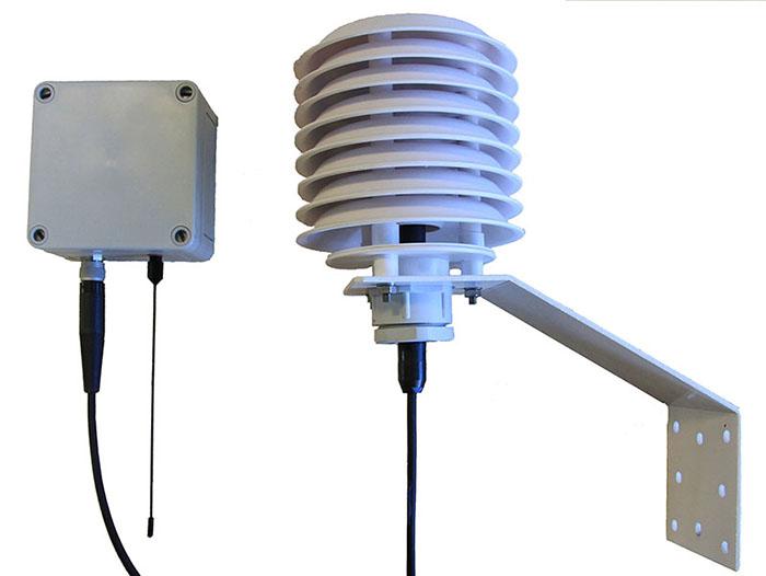 External wireless transmitter
