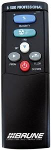 B500 remote control