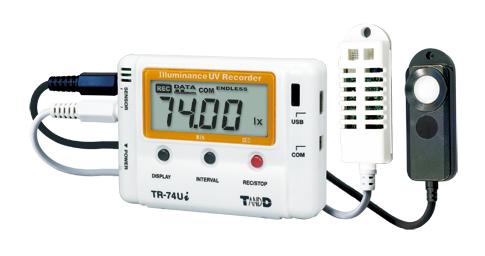 TR74Ui data logger