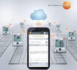 Testo Cloud software Advanced licence